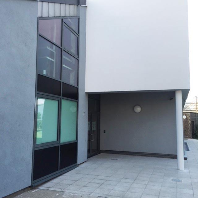 Exterior: Spray Render Solutions
